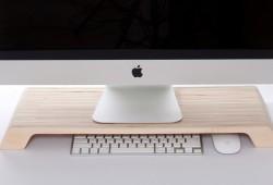 Lifta : Le support en bois pour ordinateur triplement utile