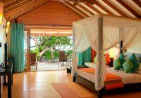 Maldives : Meedhoo Canareef Resort Maldives 4* Jacuzzi Villa
