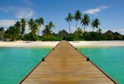 #Maldives #Meedhoo Visite du Canareef Resort Maldives 4*