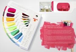 Le nuancier de lunettes «Pantone» pour choisir la bonne couleur de peinture de votre appart