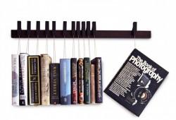 Book Rack : La patère pour livres par Agustav