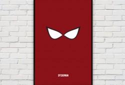 Tableau original Spiderman (en version digitale à télécharger)