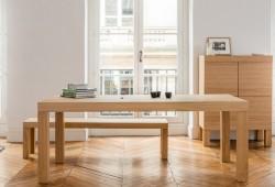 Table de repas avec coffret de rangement intégré Confidens par 1382
