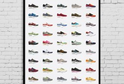 Need More Air Max : Un tableau pour les fans de sneakers