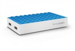 Batterie externe chargeur de voyage Tego Power Grid
