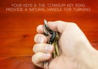 Tournevis de poche à accrocher sur votre porte-clés