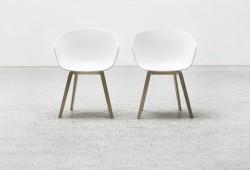About a chair, le fauteuil polyvalent signé Hay
