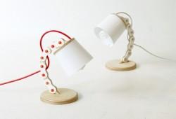 Lampe de chevet articulée B-chain lamp