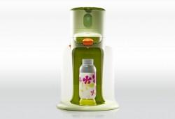 Bib'expresso, le chauffe-biberon design ultra rapide : biberon prêt en 30″ chrono !