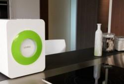 Loofen | Bio station de cuisine anti-odeurs et écolo