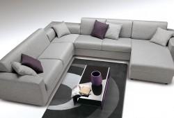 Canapé d'angle convertible : La solution pour avoir un canapé d'angle design ET un vrai lit