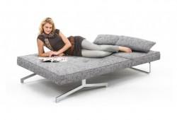 Petit canapé convertible BedZ, le canapé lit le plus léger au monde ?