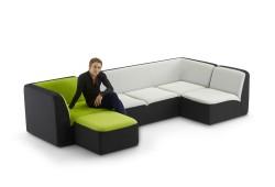 Canapé modulaire Dunlopillo E-motion