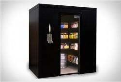 Le rêve de tout homme : Un réfrigérateur à bière GEANT !