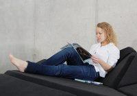 Cay sofa – canapé pliable et modulable