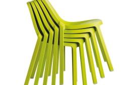 Broom chair, la chaise de Starck fabriquée avec des déchets industriels
