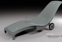 Chaise longue In race, Christophe Soffietti