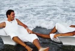 Chaise de plage design Giandablasco Uno