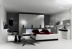 Idée déco, chambre design Hülsta 2009