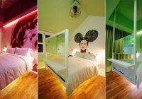 photo des chambres de l