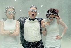 [Vidéo] Déco de Noël Gangnam style