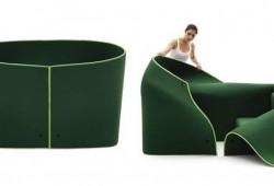 Sosia, double fauteuil convertible | Campeggi