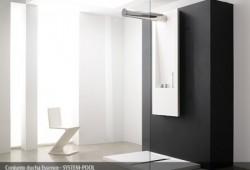 Essence shower, la douche pluie cylindrique