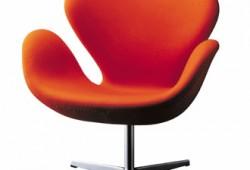 Fauteuil cygne Swan chair