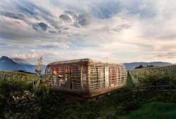 FINCUBE, la maison mobile & écologique du futur de Werner Aisslinger
