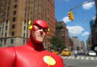 Flash à New-York