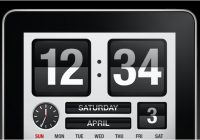 Fliptime XL app for iPad