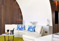 Hotel Sezz St-Tropez – salon design