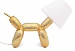 [Déco bling bling] Lampe Doggy Gold de Sompex