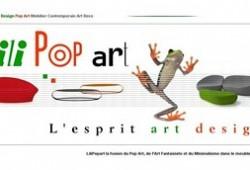 Lilipopart, boutique de mobilier design