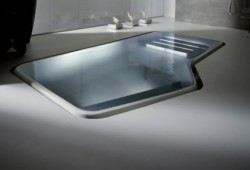Mini piscine d'intérieur Kos Faraway