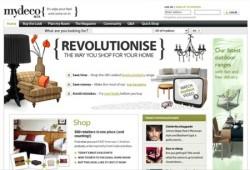 Mydeco, le site du social design