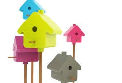 Nichoir design Picto par Birds for Design