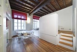 Comment gagner de la place dans un petit appartement ? Avec un «lit tiroir» bien-sûr !