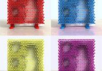 Pin Pres, étagère modulable design pour enfant