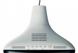 Téléviseur LCD au look cathodique par Plusminuszero