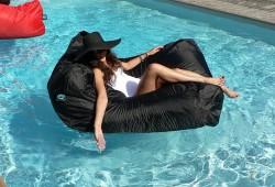 Le pouf de piscine qui va cartonner cet été [Vu dans Secret Story 6]