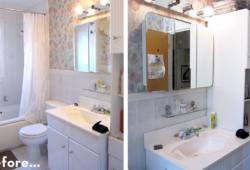 DIY – Rénover et moderniser une salle de bain