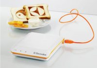 Scan toaster Electrolux