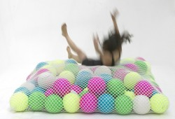 Sofa Wave par Florence Jaffrain