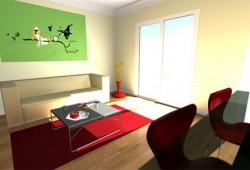 Squareclock, logiciel de décoration d'intérieur gratuit