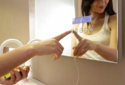 Stocco touchscreen, miroir lecteur mp3