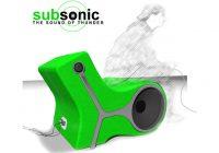 Subsonic chair / John Greg Ball