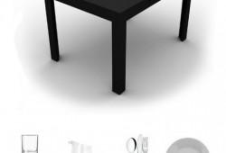 Table 180 par Emili Manrique Diaz