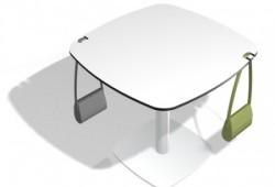 Une table pour les filles !