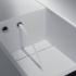 Vasque sans robinet iCosmic upgrade